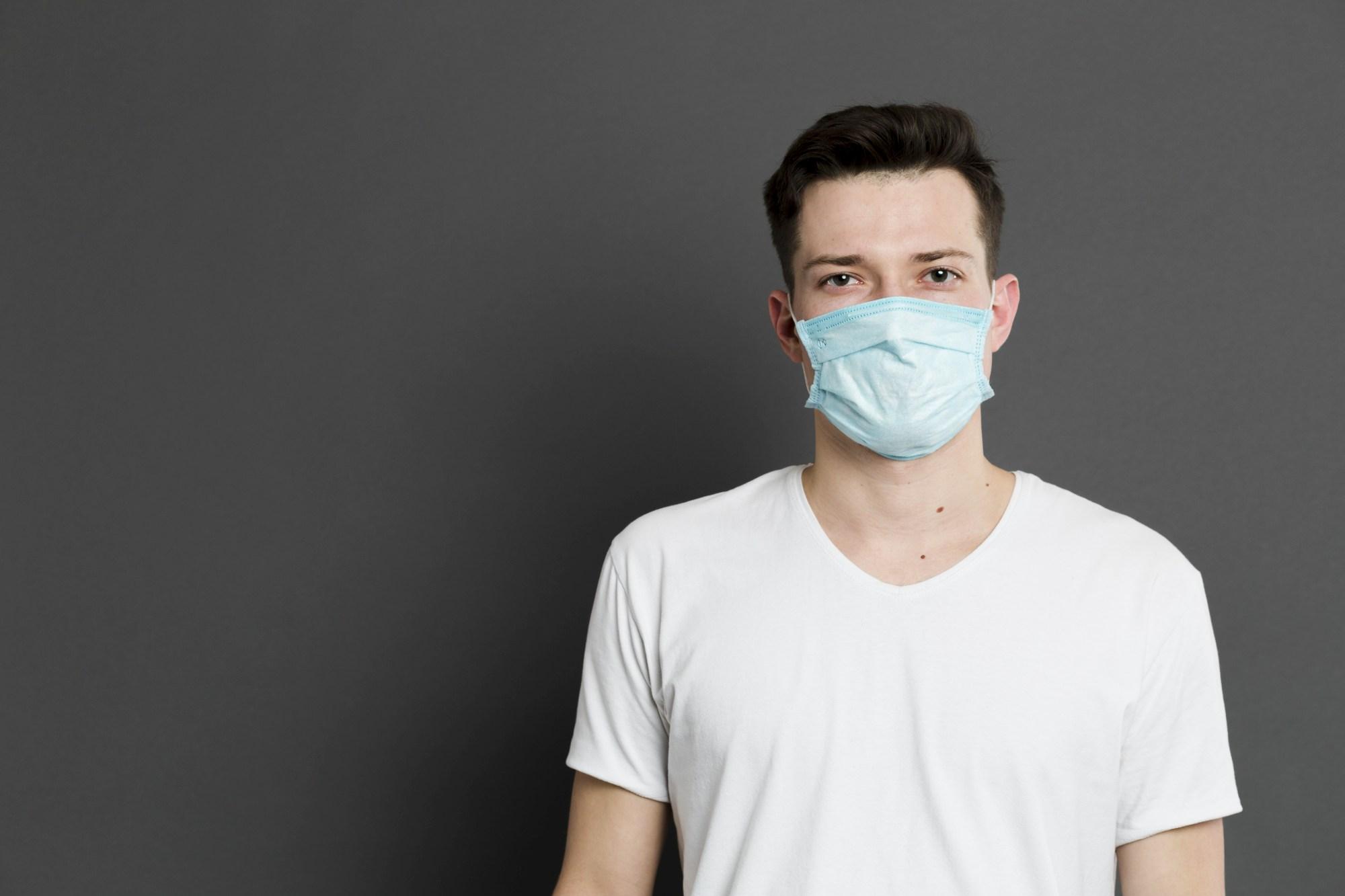 Kaitsemaskide kandmine koroonaviiruse ajal. Millist maski kasutada?